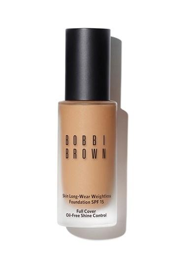Bobbi Brown Spf15 Warm Sand Kadın Foundation Renksiz